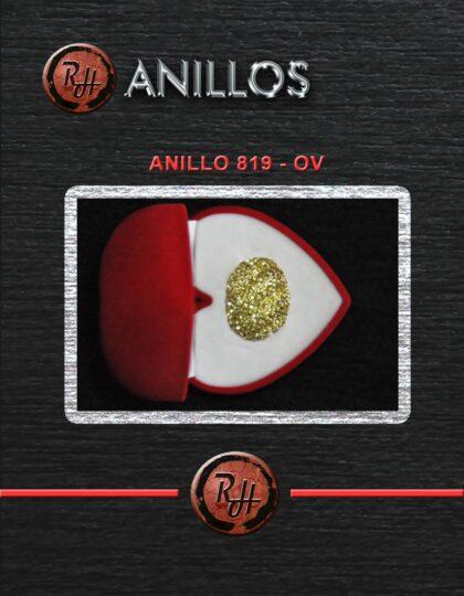 [1600x1200] ANILLO 819 OV