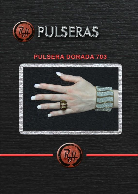 [1600x1200] PULSERA DORADA 703