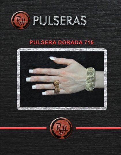 [1600x1200] PULSERA DORADA 715