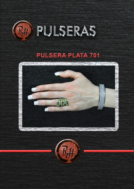 [1600x1200] PULSERA PLATA 701