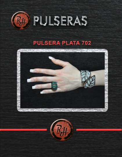 [1600x1200] PULSERA PLATA 702