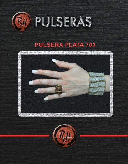 [1600x1200] PULSERA PLATA 703
