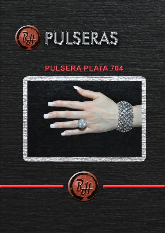 [1600x1200] PULSERA PLATA 704