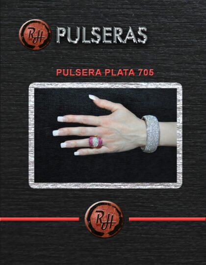 [1600x1200] PULSERA PLATA 705