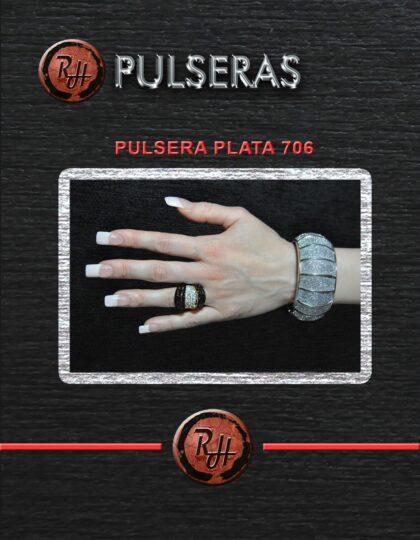 [1600x1200] PULSERA PLATA 706