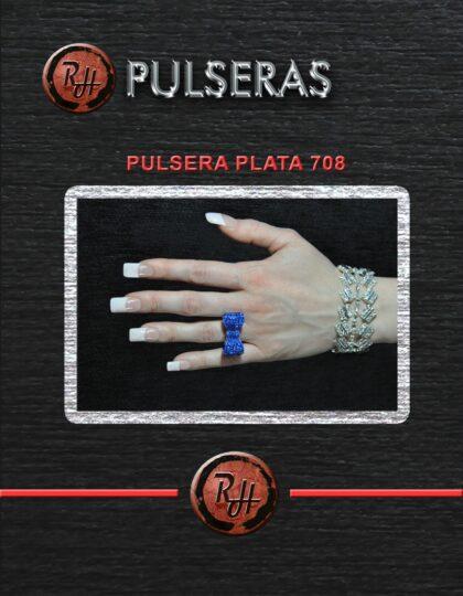 [1600x1200] PULSERA PLATA 708