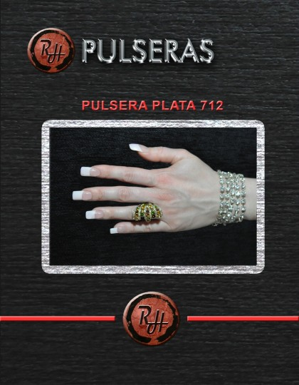 [1600x1200] PULSERA PLATA 712