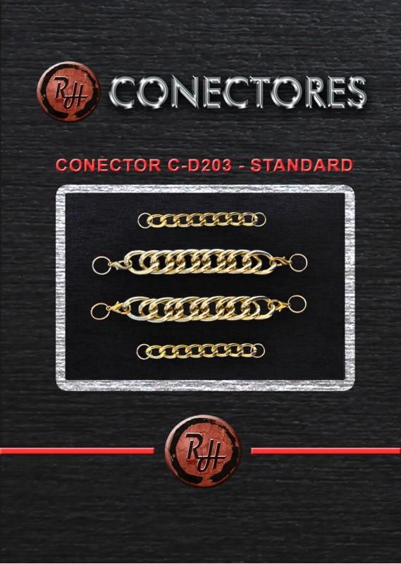 CONECTOR C-D203 STANDARD