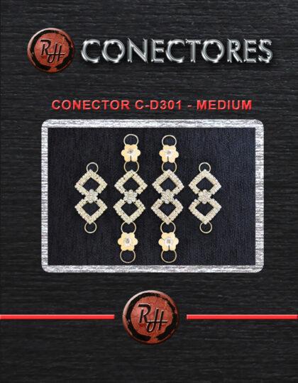 CONECTOR C-D301 MEDIUM