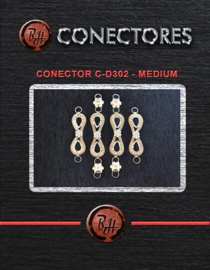 CONECTOR C-D302 MEDIUM