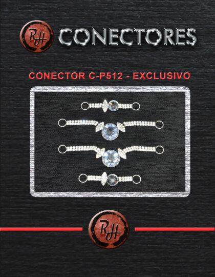CONECTOR C-P512 EXCLUSIVO