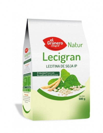 Lecitina de Soja IP 500gr
