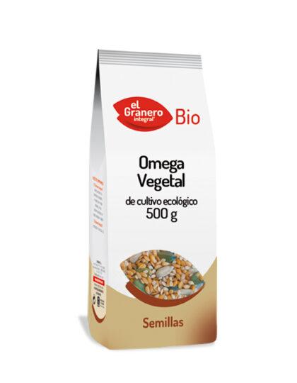Omega Vegetal Mezcla de Semillas