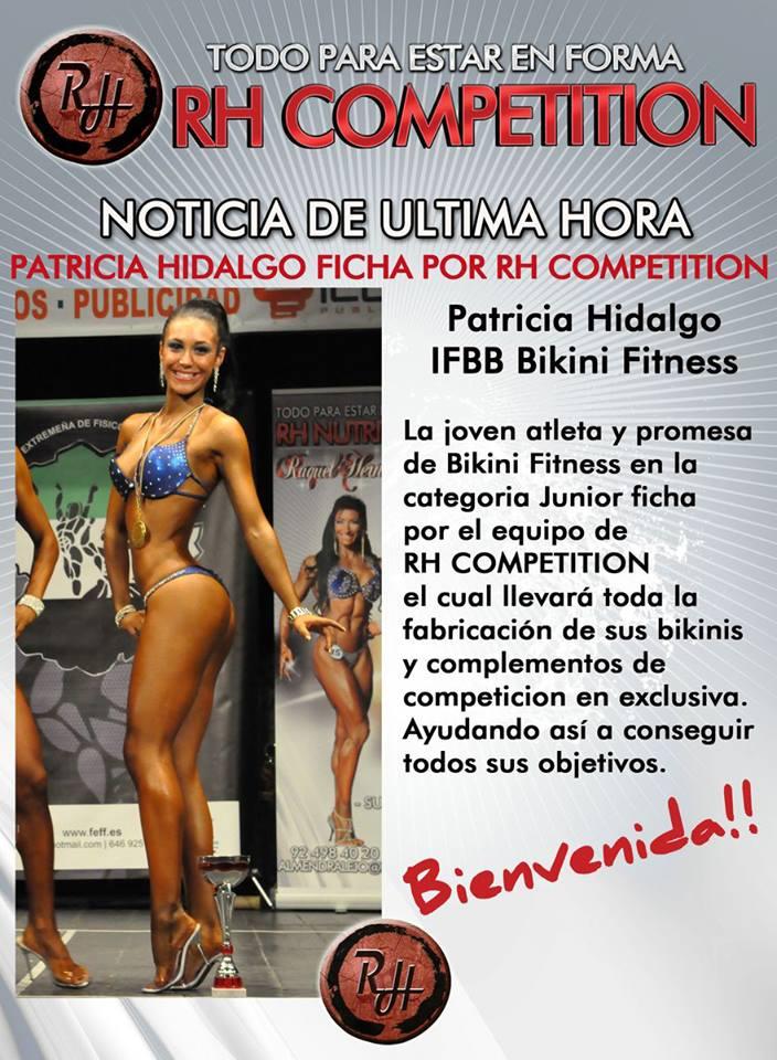 Patricia Hidalgo Bikini Fitness